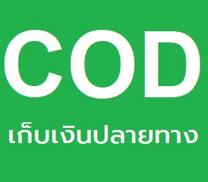ค่าจัดส่ง COD (100 บาท)